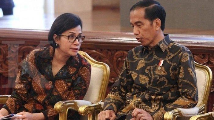 Sri Mulyani Dianggap Pemalukan Presiden Jokowi, Benarkah Negara Bokek Sampai Pajaki Sembako?