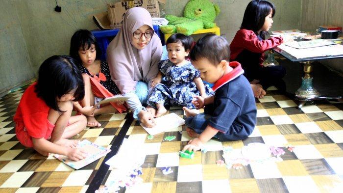 Belum Populer di Jambi, Homeschooling Masih Jadi Perdebatan