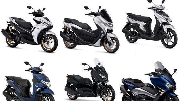 Harga Motor Matic Yamaha Januari 2021 - Mio Z Rp 15 Jutaan, NMAX Rp Rp 28 Juta, Freego, Aerox, XMAX