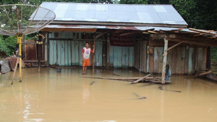 Tak Semua Korban Banjir di Tebo Kebagian Bantuan, Dari 300 Paket yang Diajukan Hanya Disetujui 100