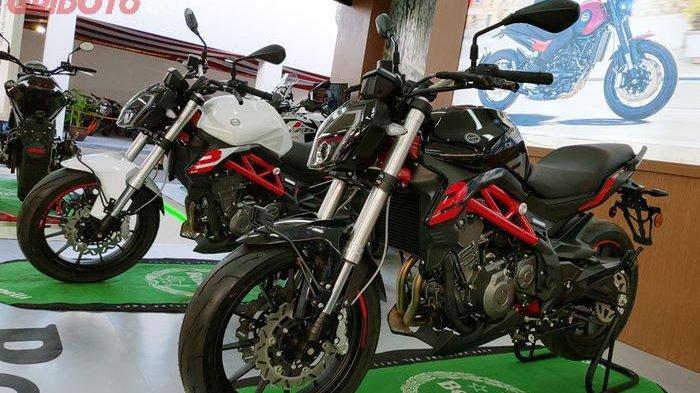 Skema Kredit Motor Baru Benelli TNT 249S Angsuran Rp 1,8 Juta, Jika Cash 58,6 Juta
