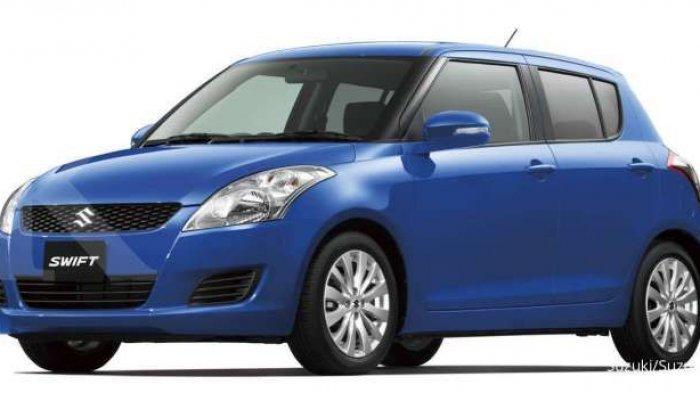 Harga Mobil Bekas Suzuki Swift Mulai 70 Juta untuk Varian Tahun 2008
