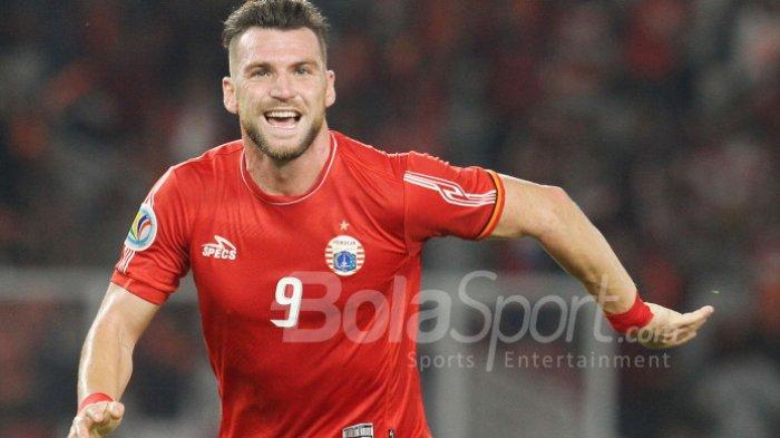 Tinggalkan Persija Jakarta,  Marco Simic Gabung Klub Kasta Kedua Liga Bosnia Harzegovina
