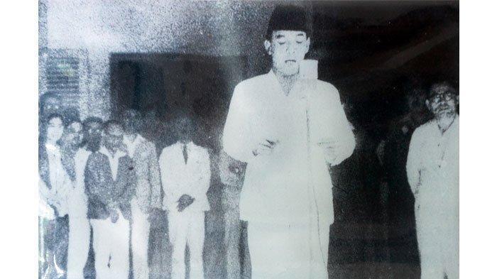 Membara! Pidato Soekarno Jelang Detik-detik Proklamasi Kemerdekaan Indonesia 17 Agustus 1945 Silam