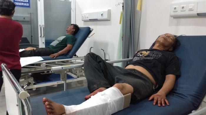 Terungkap Modus Pencurian Mobil Terios di Jambi, Dua Residivis Dilumpuhkan dengan Timah Panas