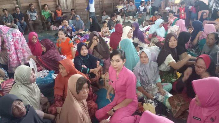67 Rumah Terbakar, Warga Tanjab Timur Jambi Merugi Rp 1,5 Miliar Akibat Kebakaran di Pangkal Duri