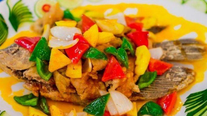 Resep Gurame Asam Manis, Filet Gurame dan Goreng dengan Tepung