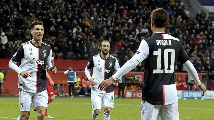 Jadwal Lengkap liga Champions Babak 16 Besar Leg 2, Juventus vs Lyon Live Streaming Siaran Langsung