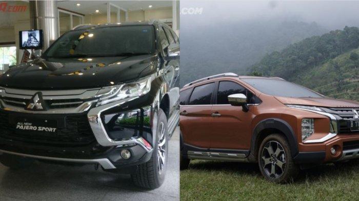 Harga Mobil Bekas Mitsubishi Xpander dan Pajero Sport Juli 2021, Mulai Rp 150 Jutaan