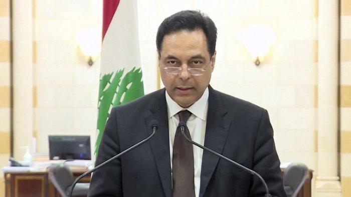 Hassan Diab, PM Lebanon yang Mengundurkan Diri Setelah Ledakan di Beirut
