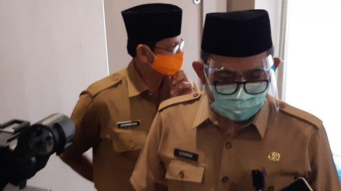 Pilkada Jambi di Tengah Pandemi Covid-19, Sekda Provinsi Jambi Minta KPU Buat Aturan Baru