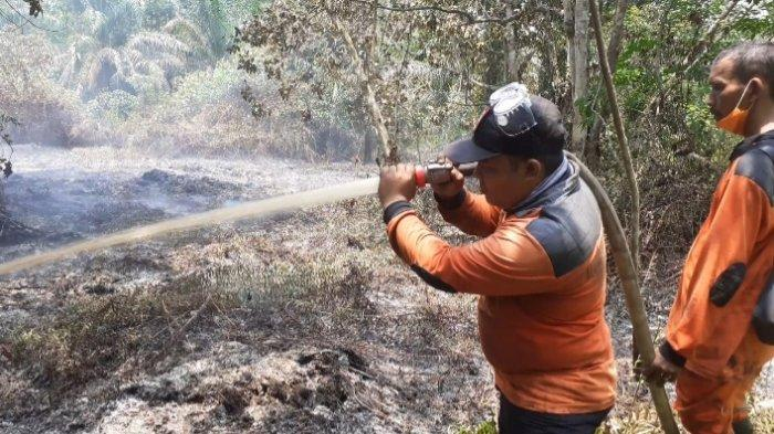BREAKING NEWS Kemarau Tiba, Titik Hotspot Sudah Mulai Bermunculan di Sarolangun