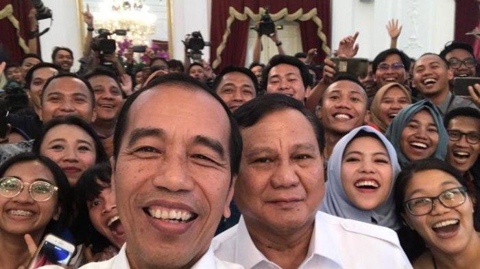 Setelah Bertemu SBY & Prabowo, Jokowi Susun Ulang Nama Menteri Kabinet Kerja II, Deal Politik?