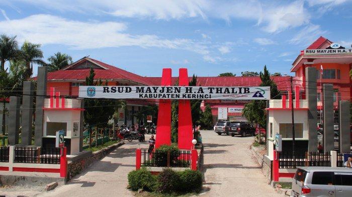 Kunjungan Pasien di RS MHA Thalib Kerinci Ditutup