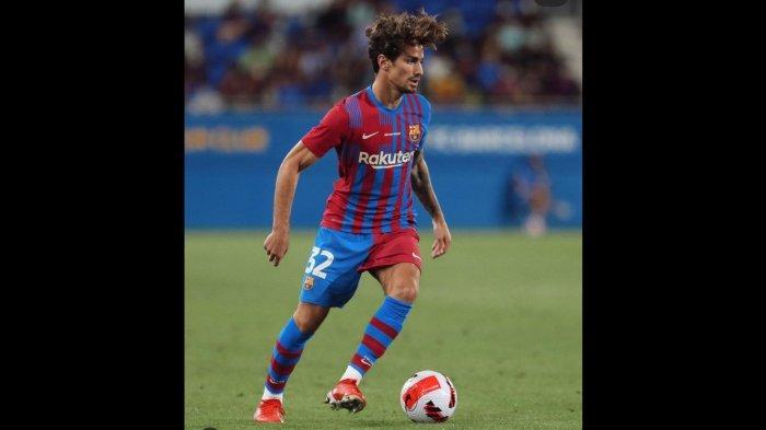 AC Milan Tertarik Datangkan Alex Collado dari Barcelona, Talenta Muda Dipinggirkan Ronald Koeman