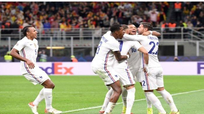Gol Kylian Mbappe Jadi Petaka Bagi Prancis, Pemain Spanyol Protes ke Wasit