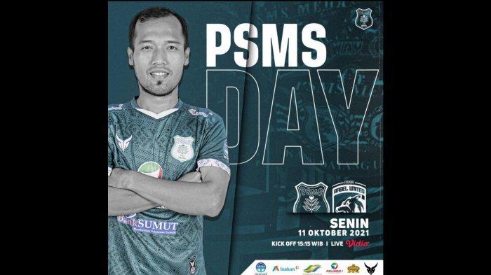 Starting XI PSMS Medan vs Babel United, Link Nonton Siaran Langsung TV Online