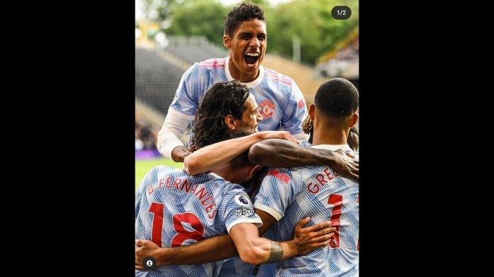 Pukulan Keras Buat Manchester United, Raphael Varane Cidera Saat Bela Prancis Jadi Juara