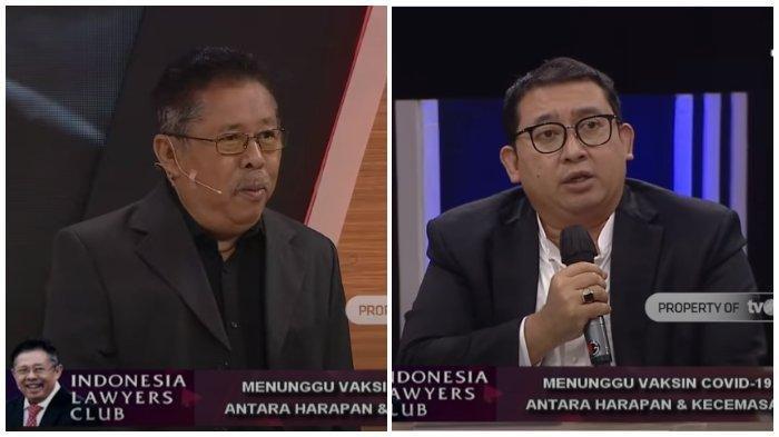 Karni Ilyas Skak Mat Fadli Zon Karena Ini, Drama Partai Gerindra 'Dipermalukan' Saat Live di TV One