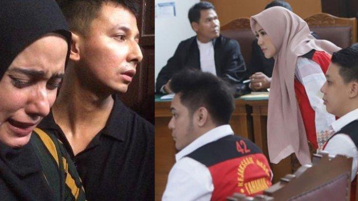 Fairuz dan terdakwa kasus pencemaran nama baik