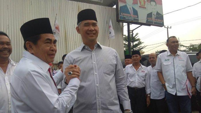 Fasha-AJB Sepakat Berpasangan, Deklarasi Setelah Partai Pengusung Rampung dan Covid-19 Reda