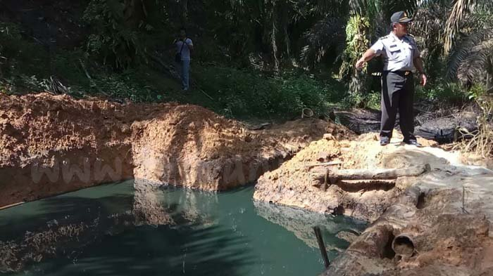 Dengar Info Mabes Polri akan Turun Menutup Sumur Minyak Ilegal di Bajubang, Ini Respon Penambang