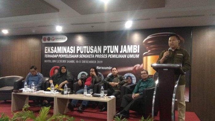 Putusan Hakim PTUN Jambi Dieksaminasi Para Ahli, Hasilkan 7 Poin Ini