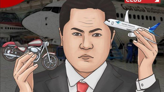 Bahas Penyelundupan di Garuda, Karni Ilyas Sebut Biasa, Arya Sinulingga Ungkit Komitmen Erick Thohir