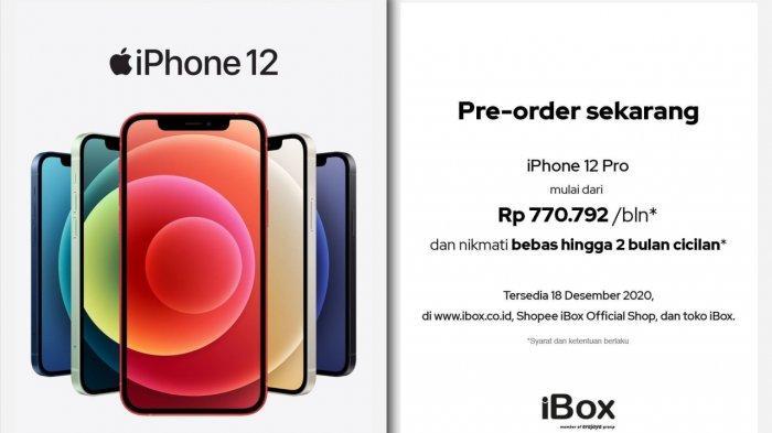 Daftar Harga HP iPhone Harian, dari Seri Terlama Iphone SE hingga Terbaru Iphone 12 Pro Max