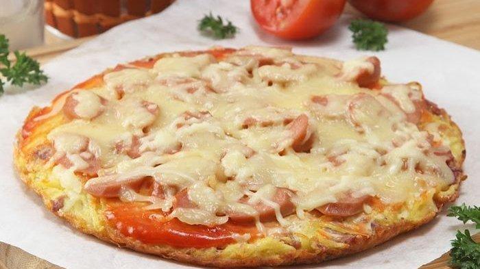 5 Resep Kreasi Pizza Tanpa Oven - Pakai Roti Tawar, Makaroni, Omelet, Roti Goreng