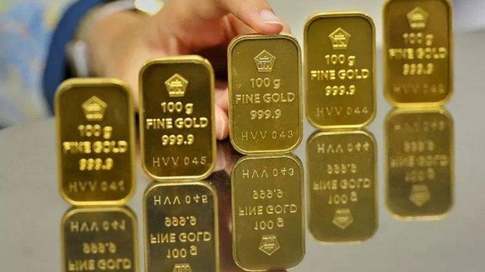 Harga Emas Hari Ini 5 Mei 2021 di Pegadaian Naik Emas Antam Rp 971.000 Emas UBS Rp 928.000
