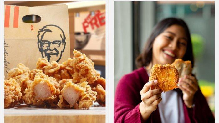 Promo KFC Awal Bulan Juli 2021, Super Deal Mulai Dari 45 Ribuan Aja