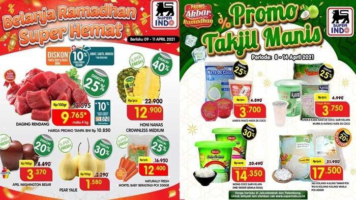 Promo Superindo Hari Ini 11 April 2021 JSM Superindo Hingga Promo Akbar Ramadhan 2021