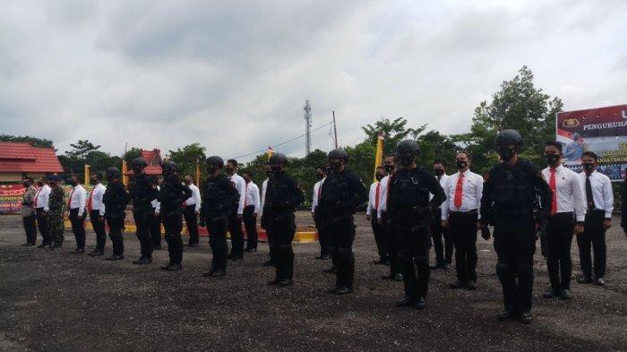 12 Anggota Resmob Dapat Penghargaan, Berhasil Redam Konflik di Kerinci