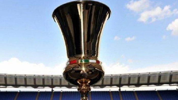 Hasil Undian Coppa Italia 2020-2021, Gunakan Sistem Satu Pertemuan di Seluruh Laga kecuali Semifinal