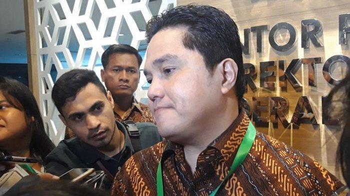 Bikin Kaget Raffi Ahmad, Ternyata Ini Isi Tas Menteri BUMN Erick Thohir Saat Dibongkar Suami Nagita