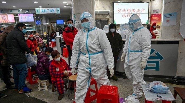 Foto Satelit Udara di Wuhan yang Sangat Berbahaya, Sulfur Dioksida Tinggi, Ini yang Jadi Penyebab