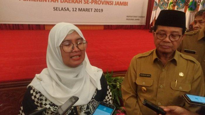 Gubernur Fachrori Umar, Tegaskan Dukung Pencegahan Korupsi di Jambi