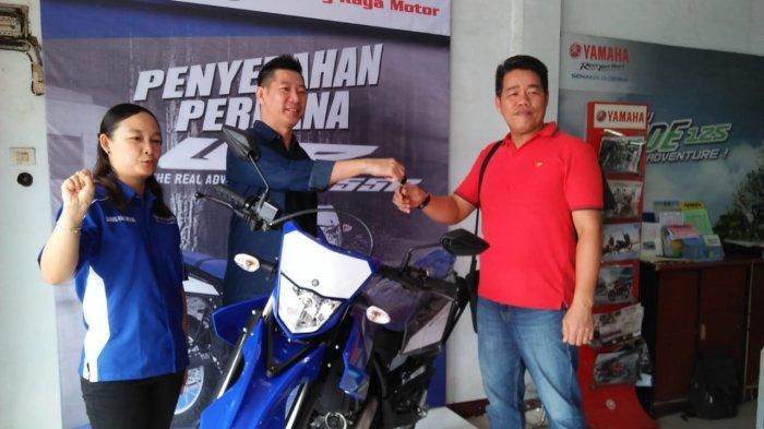 Ini Dia Pemilik Yamaha WR 155 Pertama di Jambi