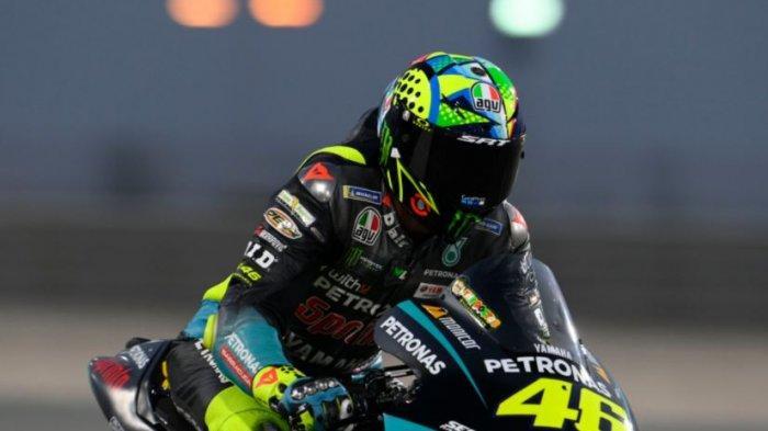 HASIL Lengkap FP 1 MotoGP Qatar 2021 Hari Ini, Rekan Valentino Rossi Berjaya di Puncak