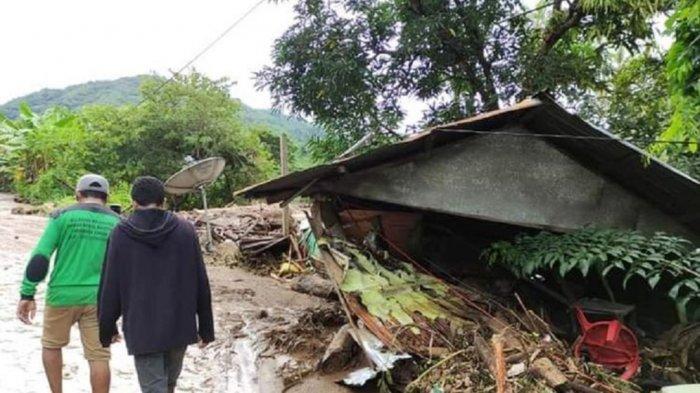 Kisah Bocah 4 Tahun Ditemukan Setelah Terseret Banjir Bandang NTT, Duduk di Onggokan Kayu