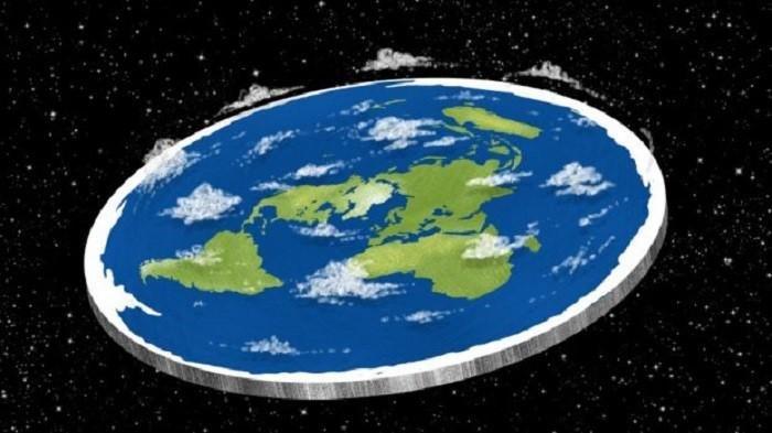 6 Hal 'Mengerikan' Ini akan Terjadi Jika Memang Benar Bumi Itu Datar