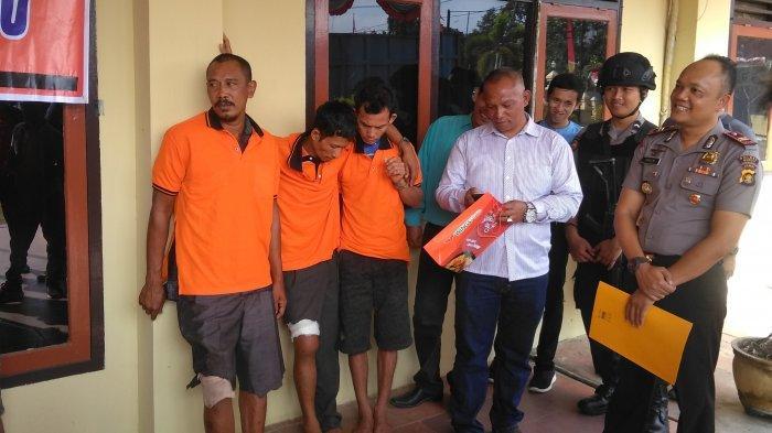 Komplotan Begal di Bungo Dilumpuhkan, Pura-pura Jadi Anggota Polisi Saat Beraksi