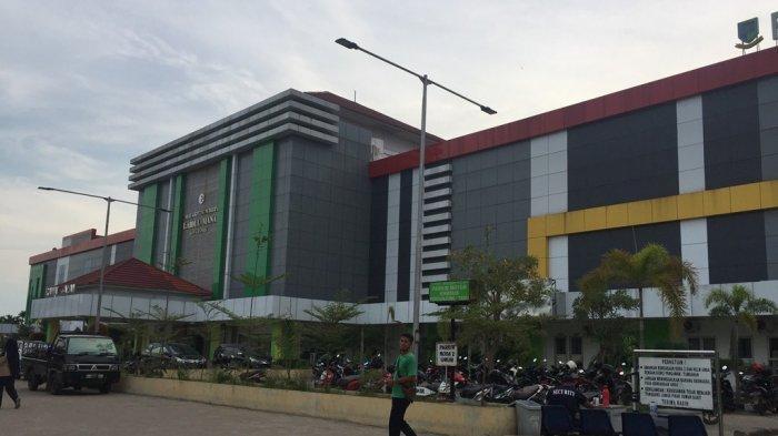 Ruang ICU Pasien Covid-19 RSUD Abdul Manap Kota Jambi Segera Siapkan 8 Tempat Tidur