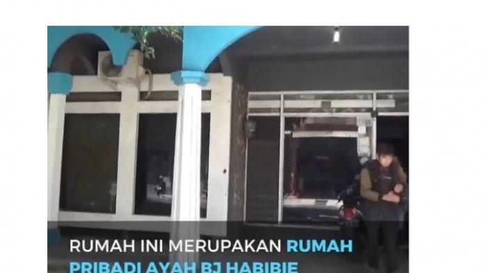 (VIDEO) Awet Inilah Ranjang dan Lemari Kayu BJ Habibie Kecil, Saksi Bisu Saat Main Pesawat-pesawatan