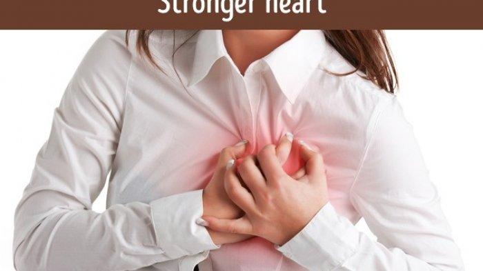 Waspadai Gejala Serangan Jantung pada Wanita, Mengalami Masalah Perut dan Nyeri Dada