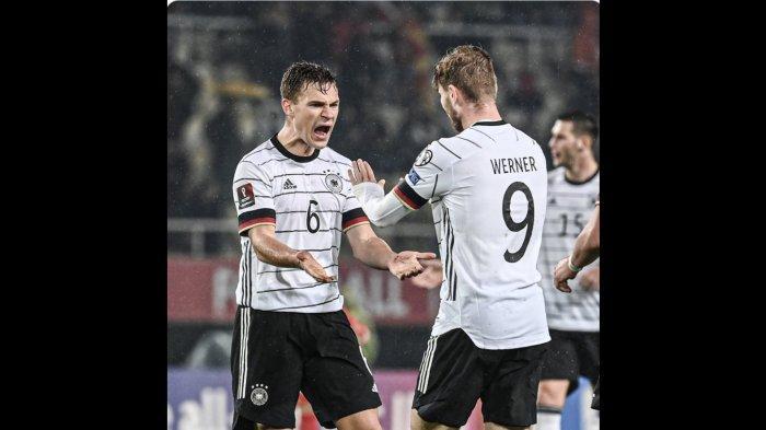 Jerman Tim Pertama Lolos ke Piala Dunia Qatar