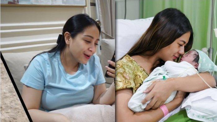 Baim Wong Nyerah, Akhirnya Nagita Slavina Berhasil Beri Nama Anak Kedua Paula Verhoeven