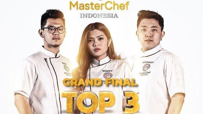 Link Live Streaming Masterchef Indonesia Season 7 Top 3 Sore Ini, 19 Desember 2020, Siapa Juara?