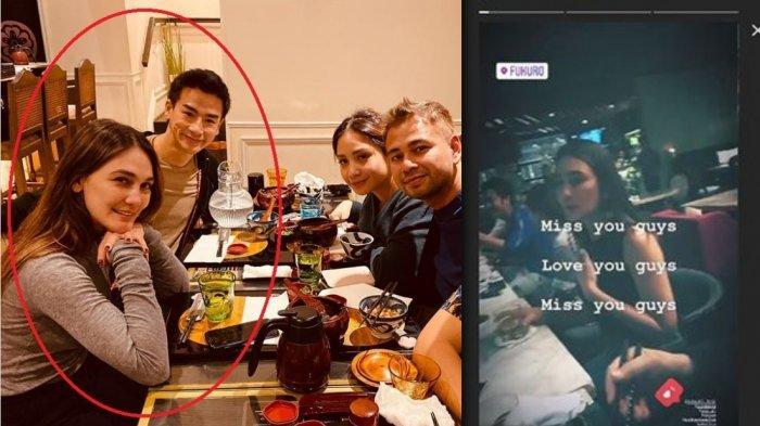 Akhirnya Luna Maya Resmi Pacaran? Kepergok Gandeng Ryochin saat Makan Malam di Jepang, Ternyata